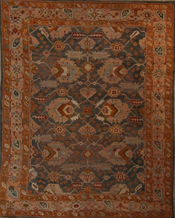 turkish oversize rug