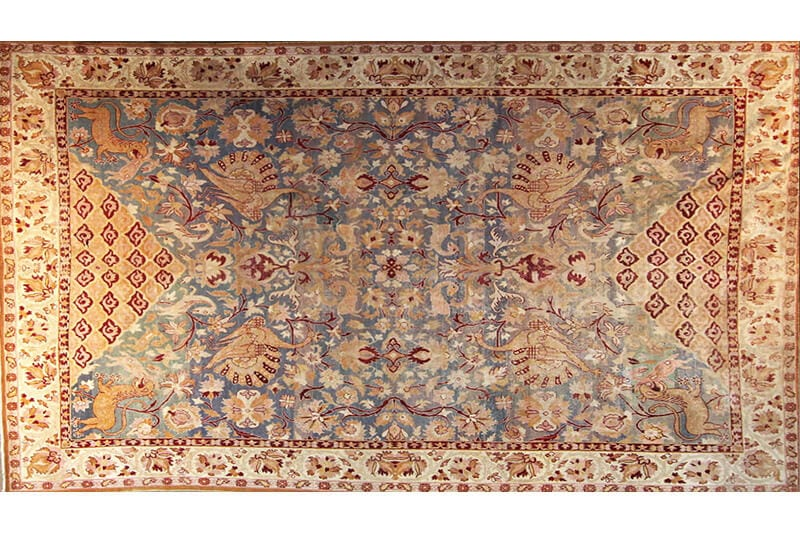 indian rugs in stock